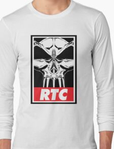 Rotterdam Terror Corps Obey Long Sleeve T-Shirt