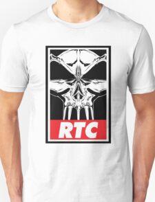 Rotterdam Terror Corps Obey Unisex T-Shirt