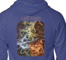 I See Faces Special Edition Zipped Hoodie