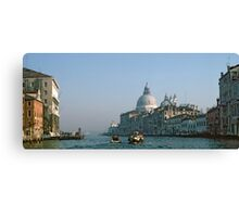 Italy - Venice, Canal grande Canvas Print