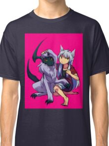 Inuyasha with Absol Classic T-Shirt