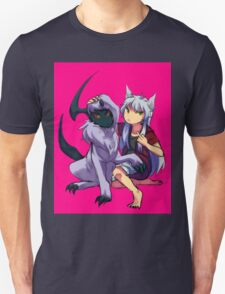Inuyasha with Absol T-Shirt