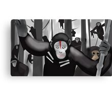Planet of Apes - Ceaser win Canvas Print