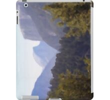 Yosemite - Valley View iPad Case/Skin