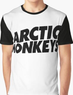 Arctic Monkeys - Logo Graphic T-Shirt