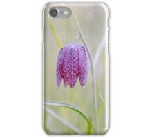 Fritillaria iPhone Case/Skin