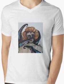 Modern Day Ursula  Mens V-Neck T-Shirt