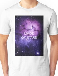 Made of Stars Unisex T-Shirt