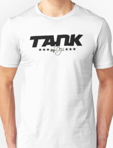 Tank T-Shirt By Deji Unisex T-Shirt