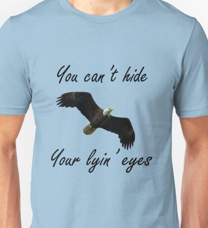 The Eagles- Lyin Eyes Unisex T-Shirt