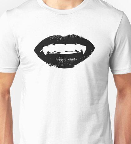 Vampire Bite Unisex T-Shirt