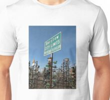Barstow City Limits Unisex T-Shirt