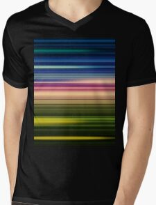 raster background Mens V-Neck T-Shirt