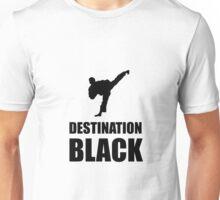 Destination Black Unisex T-Shirt