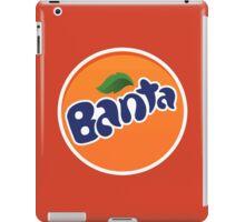 Banta [Fanta Parody] iPad Case/Skin