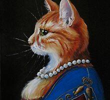 Milady Taffi by Kellie Hill