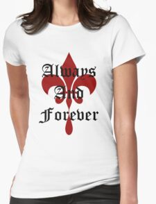 Always And Forever Womens Fitted T-Shirt