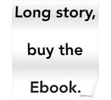 Long story - Damon 2 Poster