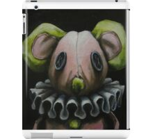 Pink and Green Cheese iPad Case/Skin