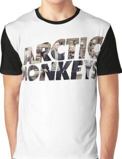 Arctic Monkeys - Logo (Alternative)  Graphic T-Shirt