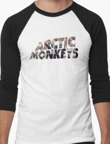 Arctic Monkeys - Logo (Alternative)  Men's Baseball ¾ T-Shirt