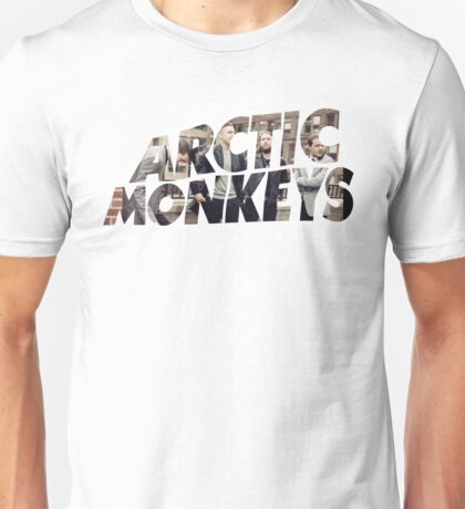 Arctic Monkeys - Logo (Alternative)  Unisex T-Shirt