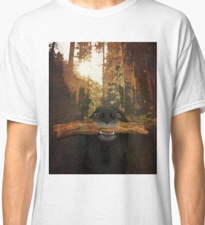 Playful Labrador Classic T-Shirt