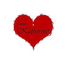 Team Katherine Photographic Print