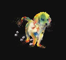 Colorful Puppy - Little Friend Unisex T-Shirt