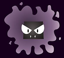 Ghastly Cube by GinKadia