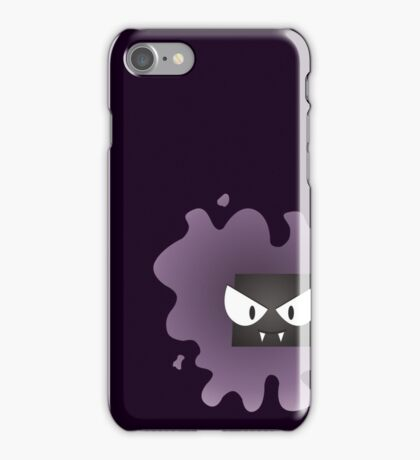 Ghastly Cube iPhone Case/Skin