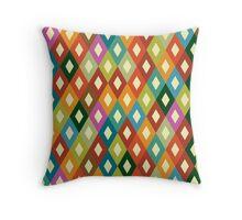 Seamless geometric pattern Throw Pillow