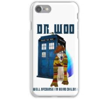 Dr woo  iPhone Case/Skin