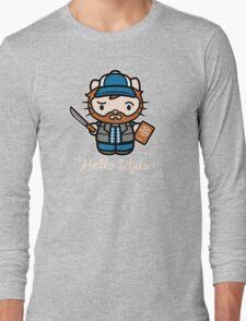 Idjits Long Sleeve T-Shirt