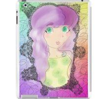 Starr Watercolor iPad Case/Skin