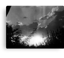 Darkness And Light Canvas Print