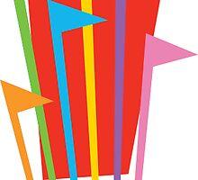 Six Flags Logo by tyler0321