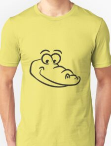 Crocodile sweet loving funny T-Shirt