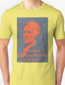 Hamilton on Broadway T-Shirt