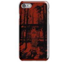 A Cabin In The Woods iPhone Case/Skin