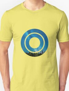 The Letter O - Starry Night T-Shirt