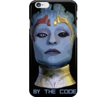 By the code iPhone Case/Skin