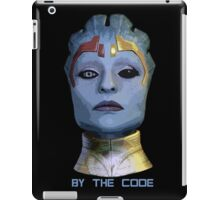 By the code iPad Case/Skin
