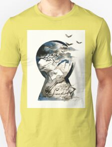 Open The Secrets of Universe T-Shirt