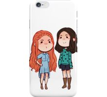 Teen Wolf Allison and Lydia iPhone Case/Skin