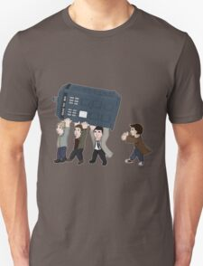 The rebel angels have the phonebox T-Shirt