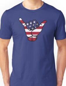USA Shaka Unisex T-Shirt