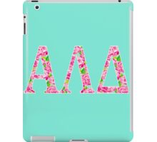 Alpha Lambda Delta #18 iPad Case/Skin
