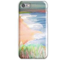 Lonely Seashore iPhone Case/Skin