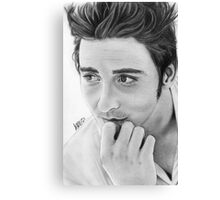Lee Pace Canvas Print